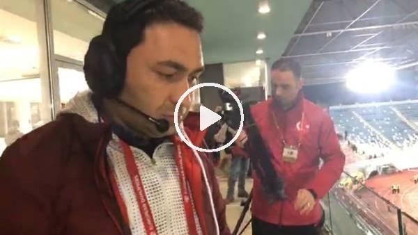 'Hünkar Mutlu, Hakan Çalhanoğlu'nun şık golünü böyle anlattı...