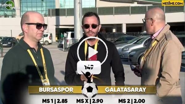 Bursaspor - Galatasaray maçı Nesine'de! TIKLA & OYNA