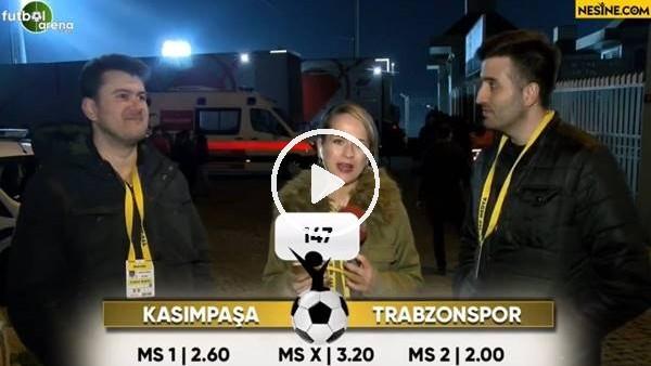 Kasımpaşa - Trabzonspor maçı Nesine'de!
