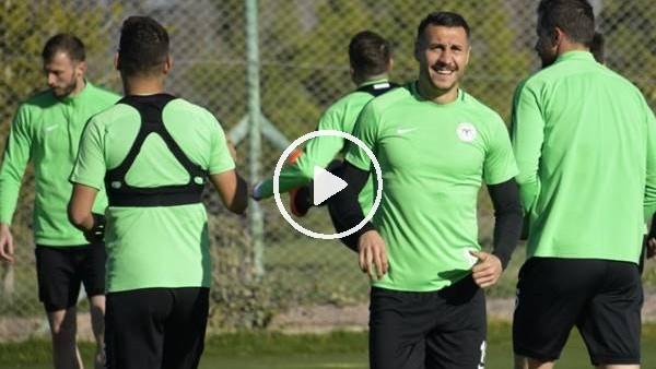 'Konyaspor, Başakşehir maçı hazırlıkları başladı