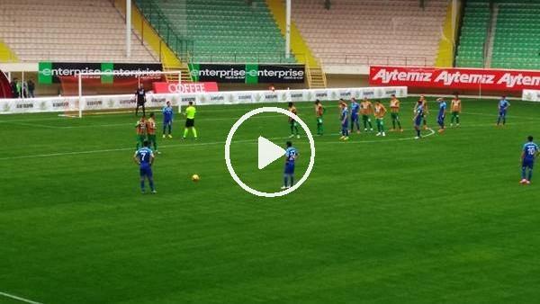 'Aytemiz Alanyaspor, Türkmenistan ekibi Altın Asır ile hazırlık maçı yaptı