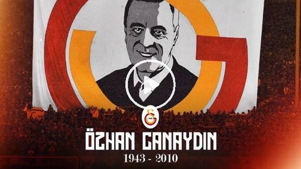 'Galatasaray, Özhan Canaydın'ı andı
