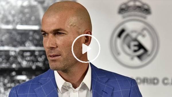 'Zidane, Real Madrid'e geri döndü