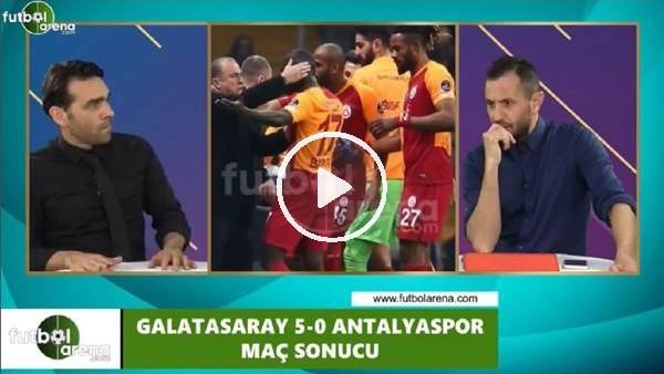 """'Cenk Özcan: """"Fatih Terim, Diagne'ye gol attırmak istedi ve başardı"""""""