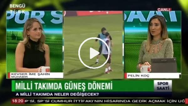 """'Kevse İme Şahin: """"Emre Belözoğlu küçükken hayran olduğum tek futbolcuydu"""""""