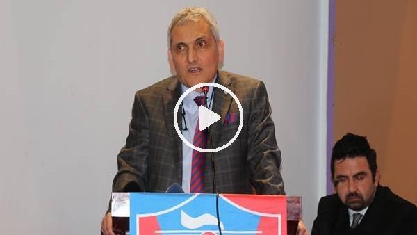 'Kardemir Karabükspor'da Mehmet Yüksel tekrar başkanlığa seçildi