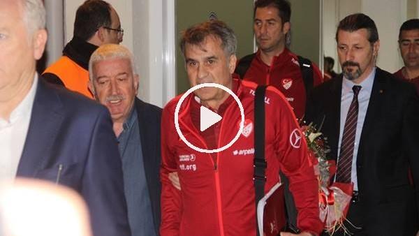 'A Milli Futbol Takımı Eskişehir'de