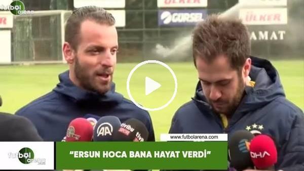 """'Soldado: """"Ersun Hoca bana hayat verdi"""""""