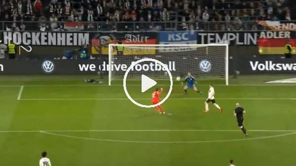 'Adem Ljajic'in Almanya maçında kaçırdığı inanılmaz pozisyon...