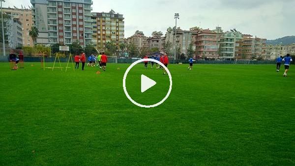 Aytemiz Alanyaspor'da Bursaspor maçı hazırlıkları