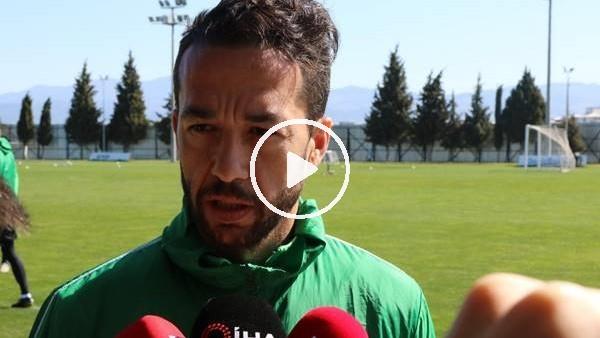 """'Bilal Kısa: """"Ümraniyespor maçında avantajlı bir skor almak istiyoruz"""""""