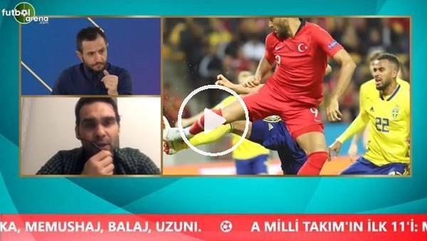 """'Cenk Özcan: """"Arnavutluk duran toplarda çok tehlikeli bir takım"""""""