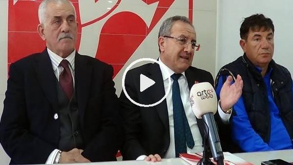 'Balıkesirspor'dan transfer yasağı açıklaması