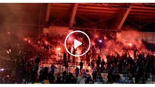 'Erzurumspor taraftarından takıma destek