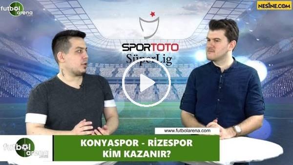 'Konyaspor - Çaykur Rizespor maçını kim kazanır?