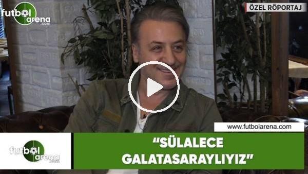 """'Barış Falay: """"Sülalece Galatasaraylıyız"""""""