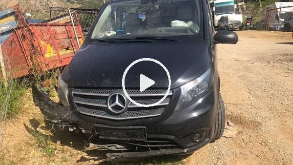 Josef Sural'ın hayatını kaybettiği araç görüntülendi