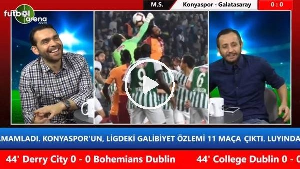 "Aydın Cingöz: ""Galatasaray, Ali Turan oynamadığı için problem yaşadı"""