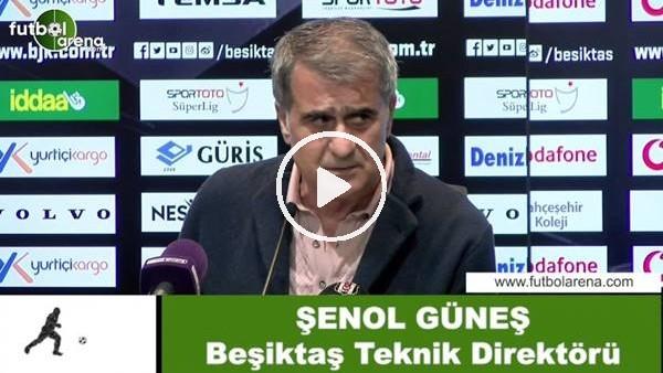 Şenol Güneş'ten Mustafa Kaplan'a tepki!