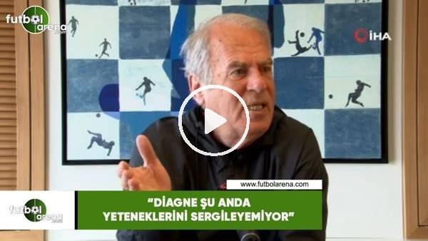 """'Mustafa Denizli: """"Diagne şu anda yeteneklerini sergileyemiyor"""""""