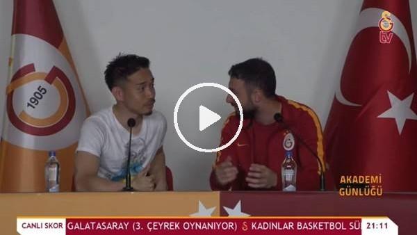 """'Nagatomo: """"Galatasaray'ı hayatımdan daha çok seviyorum"""""""