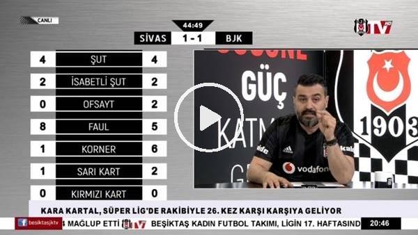Diabate'nin golünde BJK TV spikerleri