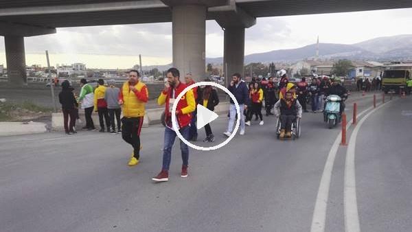 'Göztepe - Erzurumspor maçına doğru