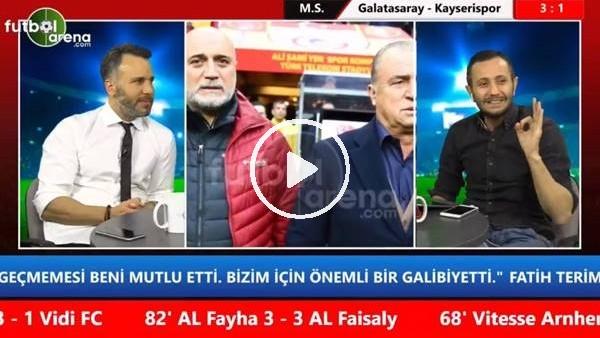 """'Aydın Cingöz: """"Hikmet Karaman, Hamza Hamzaoğlu'nun yerine Galatasaray'a gelecekti"""""""