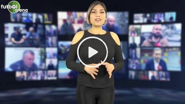'FutbolArena haber turu (18 Nisan 2019)