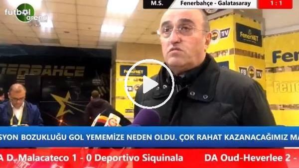 """Abdurrahim Albayrak: """"Türk futbolu için son derece üzgünüm ve kızgınım"""""""