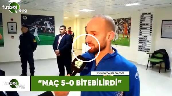 "'Efecan Karaca: ""Maç 5-0 bitebilirdi"""