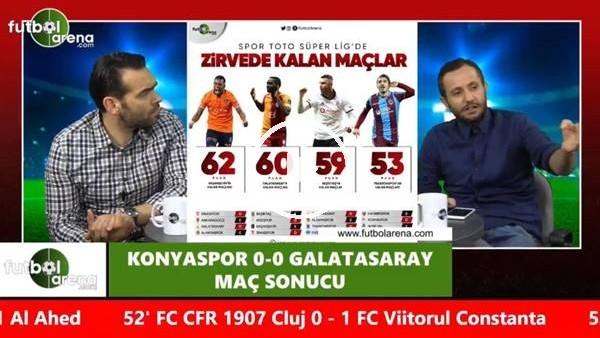 """Aydın Cingöz: """"Galatasaray'ın bir beraberlik hakkıı vardı kullandı"""""""