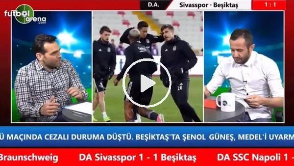 """Cenk Özcan: """"Beşiktaş savunmada derli toplu değil"""""""