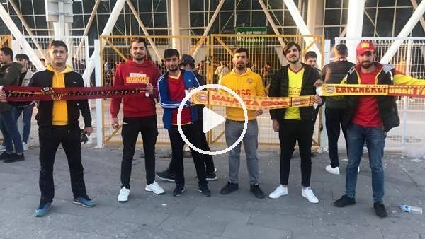 'Yeni Malatyaspor - Galatasaray maçına doğru