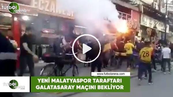 'Yeni Malatyaspor taraftarı Galatasaray maçını bekliyor