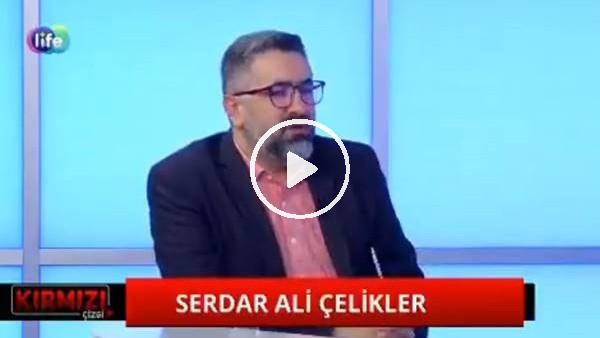 """'Serdar Ali Çelikler: """"Hiçkimse de Fatih Terim ne yapıyor demiyor"""""""
