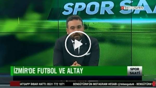 """'Altay Başkanı Özgür Ekmekçioğlu: """"Fenerbahçe ile ortak noktamız var"""""""