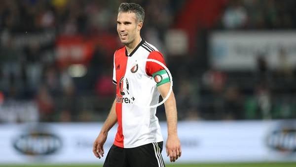 'Robin van Persie'nin golü 3 puanı getirdi