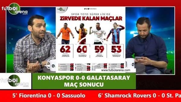 """Cenk Özcan: """"Galatasaray final vuruşlarını yapamıyor, Beşiktaş çok iyi yapıyor"""""""