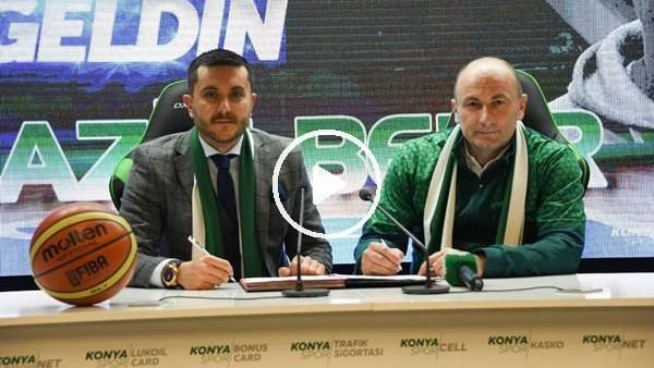 'Konyaspor, Aziz Bekir ile anlaştı