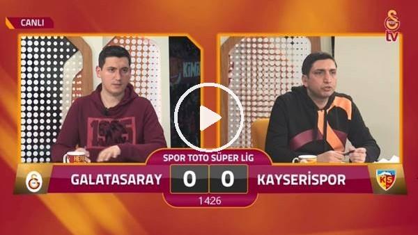 Kravets'in golünde GS TV spikerleri