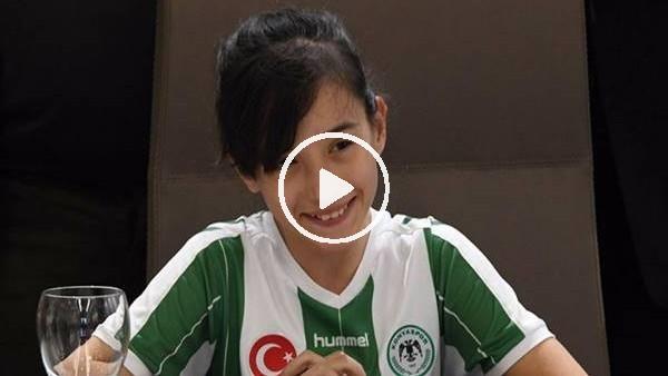 'Konyaspor'un çocuk başkanından Aykut Kocaman sözü
