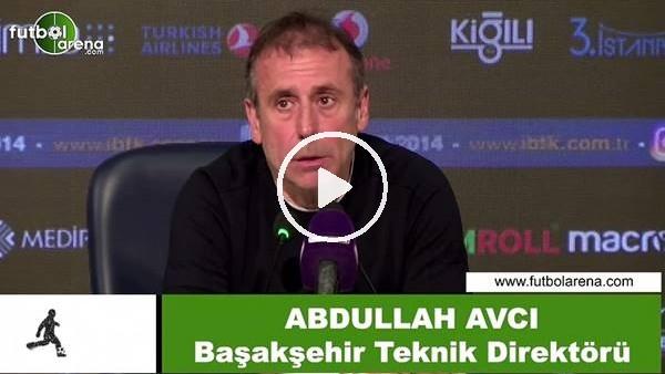 """'Abdullah Avcı: """"3 puan fark ile ligin lideriyiz"""""""