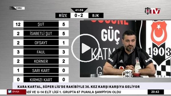 Vedat Muriqi'in golünde BJK TV spikerleri