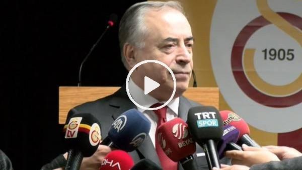 'Mustafa Cengiz açıklamalarda bulundu