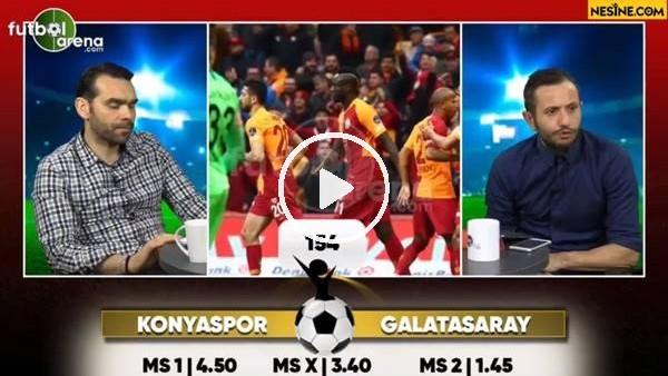 Konyaspor - Galatasaray maçı Nesine'de!