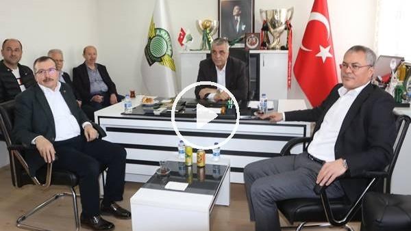 Akhisarspor'un 49. yılı kutladı
