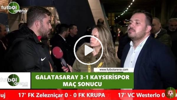 """'Memduh Borazan: """"Arda Kardeşler, Kayserispor'a uğurlu gelmiyor"""""""