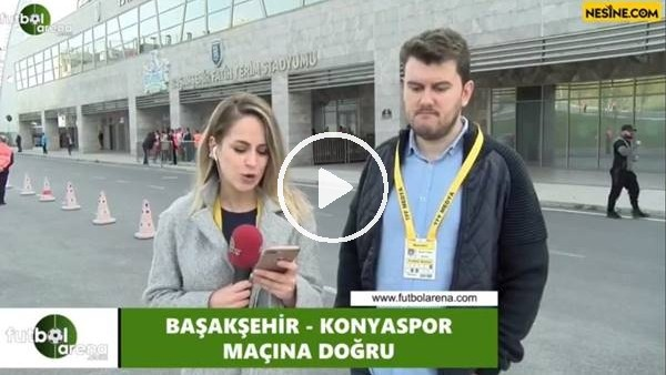 Başakşehir - Konyaspor maçı Nesine'de!