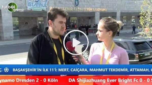 """Sinan Yılmaz: """"Başakşehir şampiyonluk stresi yaşıyor"""""""
